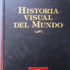 Libros de segunda mano: HISTORIA VISUAL DEL MUNDO. Lote 48018684