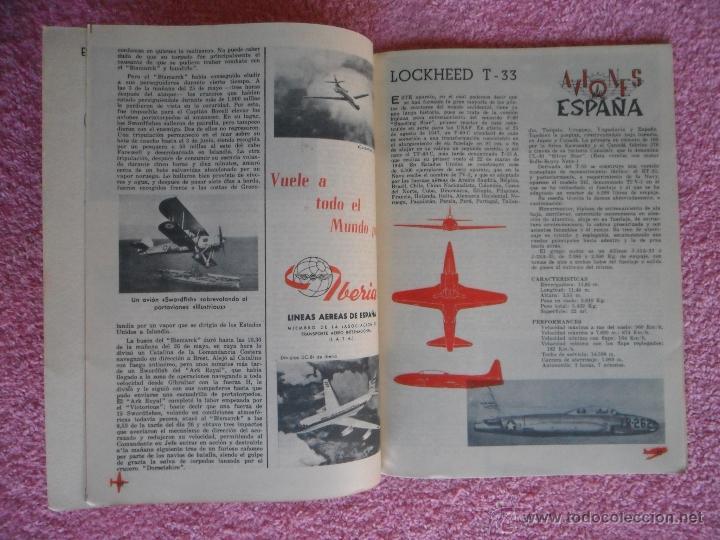 Libros de segunda mano: flaps 10 revista juvenil aeronáutica recortable Nakajima K1 Shoki editorial server cuesta 1961 - Foto 2 - 48148587