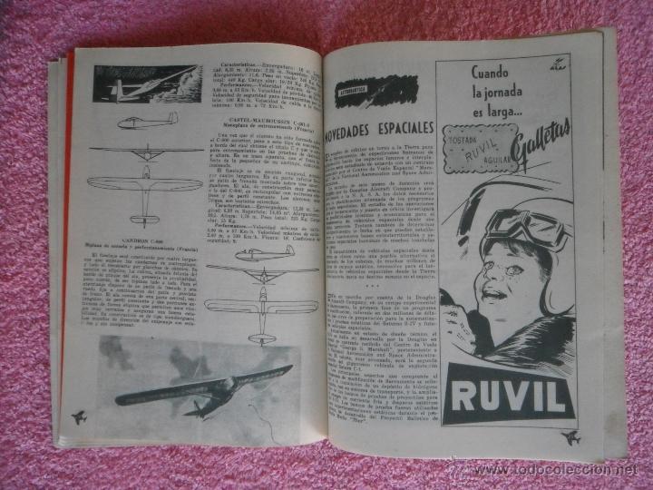 Libros de segunda mano: flaps 10 revista juvenil aeronáutica recortable Nakajima K1 Shoki editorial server cuesta 1961 - Foto 3 - 48148587