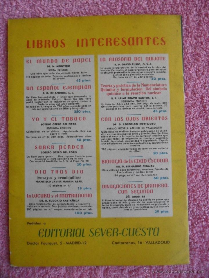 Libros de segunda mano: flaps 10 revista juvenil aeronáutica recortable Nakajima K1 Shoki editorial server cuesta 1961 - Foto 4 - 48148587