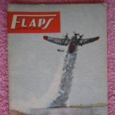 Libros de segunda mano: FLAPS 14 REVISTA JUVENIL AERONÁUTICA RECORTABLE VERTOL HUP-2 EDITORIAL SERVER CUESTA 1961. Lote 48148598
