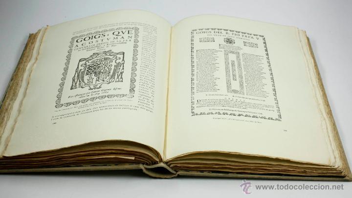 Libros de segunda mano: ELS GOIGS, JOAN AMADES VOL. 1. 26X35 CM. AÑO 1947 ED NUMERADA - Foto 2 - 48956431