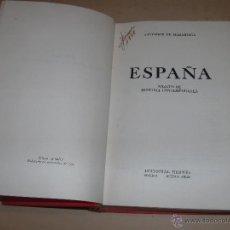 Libros de segunda mano: ESPAÑA - SALVADOR DE MADARIAGA -. Lote 49204002