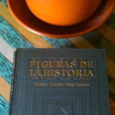 Libros de segunda mano: LIBRO MIL FIGURAS DE LA HISTORIA. Lote 49206260