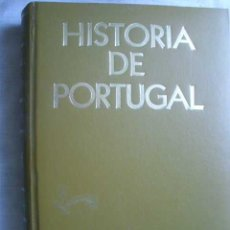 Libros de segunda mano: HISTORIA DE PORTUGAL. CHANTAL, SUZANNE. 1960. Lote 49537464
