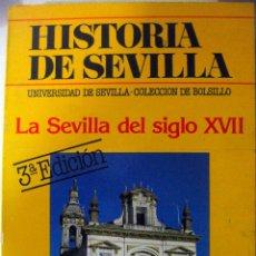 Libri di seconda mano: ANTONIO DOMÍNGUEZ ORTIZ. LA SEVILLA DEL SIGLO XVII. 1984. Lote 49646929