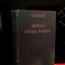 Libros de segunda mano: HISTORIA GENERAL MODERNA, JAIME VICENS VIVES, MONTANER Y SIMON, 1942. Lote 50296914