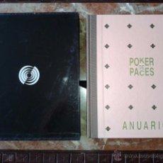 Libros de segunda mano: ANUARIO AÑO 1988 - POKER DE PACES - LAS NOTICIAS DEL AÑO 1988 - DIFUSORA INTERNACIONAL - IMPECABLE. Lote 104778476