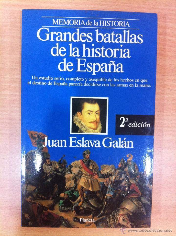 Grandes Batallas De La Historia De Espana Por Sold Through Direct