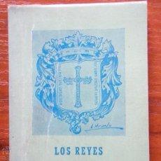 Libros de segunda mano: LIBRO LOS REYES DE LA MONARQUIA ASTURIANA 1974. Lote 50890828