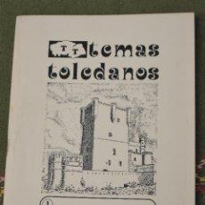 Libros de segunda mano: CASTILLOS DE TOLEDO - IPIET.1980.. Lote 172657675