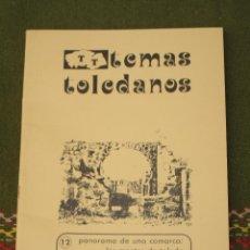 Libros de segunda mano: PANORAMA DE UNA COMARCA : LOS MONTES DE TOLEDO. IPIET. 1981.. Lote 51966471