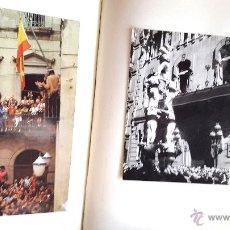 Libros de segunda mano: CASTELLERS - XIQUETS DE VALLS - 1948 - LLIBRE I 10 FOTOGRAFIES. Lote 52624308