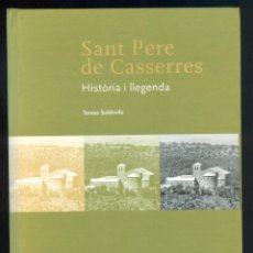 Libros de segunda mano: NUMULITE* SANT PERE DE CASSERRES HISTÒRIA I LLEGENDA TERESA SOLDEVILA EUMO EDITORIAL OSONA. Lote 53005254