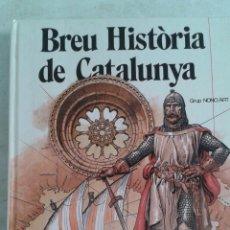 Libros de segunda mano: LIBRO - CÓMIC EN CATALAN - BREU HISTÒRIA DE CATALUNYA. Lote 53384216