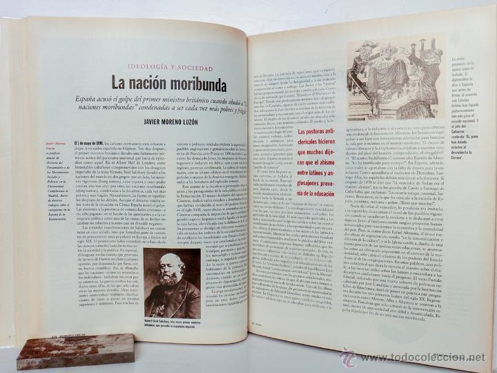 Libros de segunda mano: Memoria del 98. De la guerra de Cuba a la semana trágica. El País - Foto 2 - 53424224