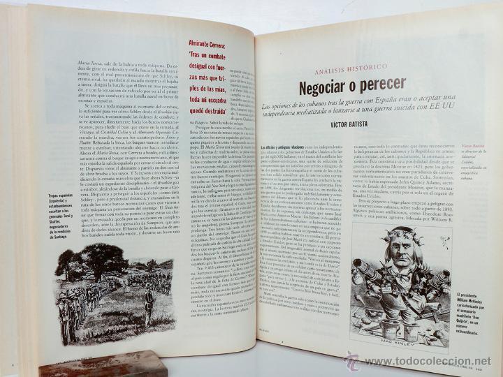 Libros de segunda mano: Memoria del 98. De la guerra de Cuba a la semana trágica. El País - Foto 4 - 53424224