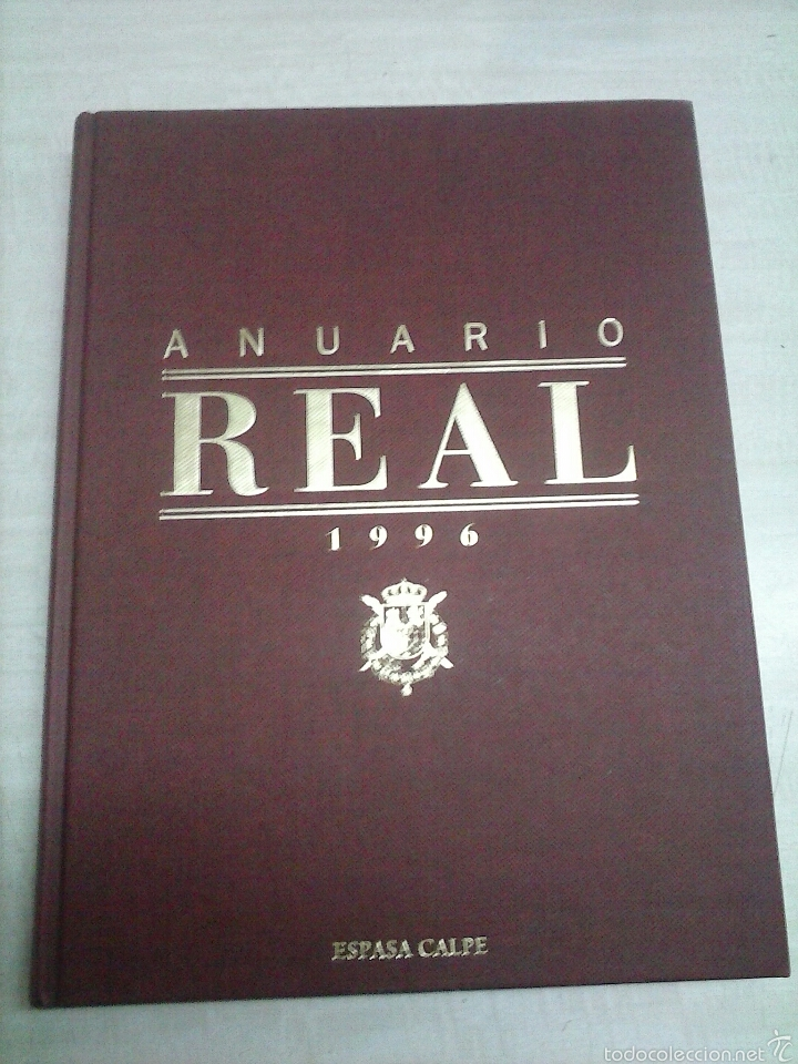 ANUARIO REAL 1996 (Libros de Segunda Mano - Historia Moderna)