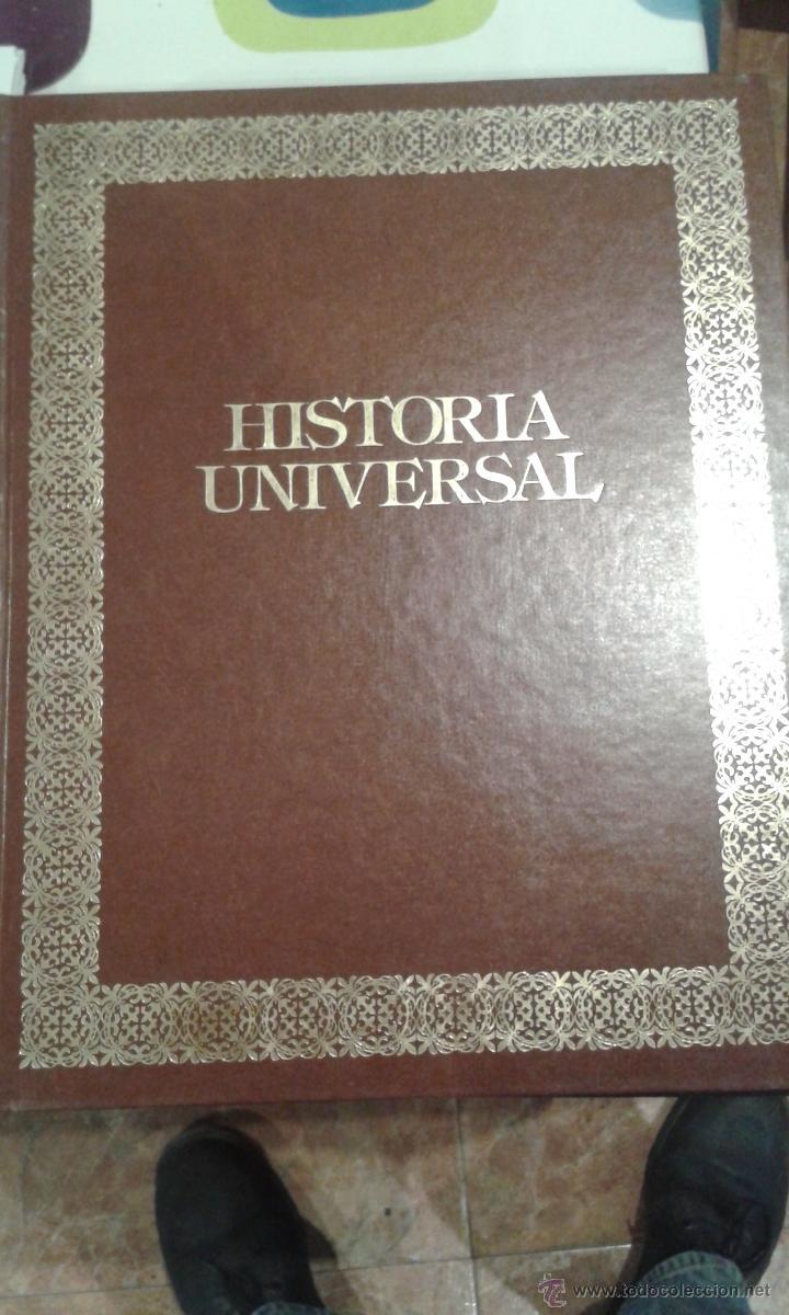 LIBRO - HISTORIA UNIVERSAL - TOMO 6 (Libros de Segunda Mano - Historia Moderna)