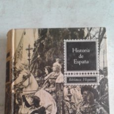 Libros de segunda mano: LIBRO - HISTORIA DE ESPAÑA. Lote 53587495