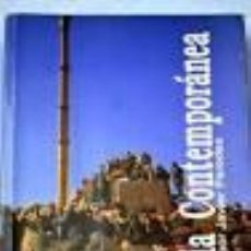Libros de segunda mano: HISTORIA CONTEMPORÁNEA COORDINADA POR JAVIER PAREDES. Lote 53710504
