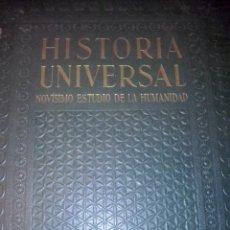 Libros de segunda mano: HISTORIA UNIVERSAL. TOMO V. EDAD MODERNA. INSTITUTO GALLACH.. Lote 53836372