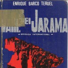 Libros de segunda mano: VALLE DEL JARANA. ENRIQUE BARCO TERUEL. EM. BARCELONA. 1969. Lote 54046697
