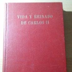 Libros de segunda mano: VIDA Y REINADO DE CARLOS II. TOMO I. DUQUE DE MAURA. 1942. PRIMERA EDICION. ESPASA CALPE. MADRID.. Lote 54127537