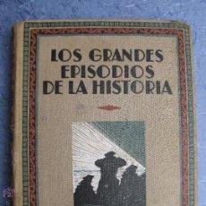 Libros de segunda mano: EL NAVIO NEGRO - EL EMDEM - AYESHA - RELATOS NAVALES 1ª GUERRA MUNDIAL - 1931 - EDITORIAL IBERIA. Lote 54147605