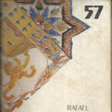 Libros de segunda mano: DOS REVOLUCIONES ANDALUZAS - BIBLIOTECA DE LA CULTURA ANDALUZA 1986 - RAFAEL PÉREZ DEL ÁLAMO. Lote 54453555