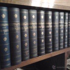 Libros de segunda mano: HISTORIA DEL MUNDO EN LA EDAD MODERNA (11 TOMOS), EDUARDO RODRIGUEZ IBARRA, EDIT. RAMON SOPENA, 1957. Lote 54749804