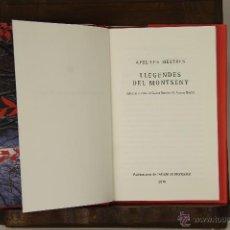 Libros de segunda mano: 6921 - PUBLICACIONS DE L'ABADIA DE MONTSERRAT,9 EJEM. VV. AA. (VER DESCRIP). 2010.. Lote 51704730