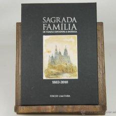 Libros de segunda mano: 4181 - SAGRADA FAMÍLIA 1882-2010. VV.AA.(VER DESCRIP). EDI. LUNWERG. 2011.. Lote 51725502