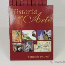 Libros de segunda mano: 5229 - HISTORIA DEL ARTE,10 EJEM. 6 CD. VV. AA. (VER DESCRIP). EDI. RUEDA. 2008.. Lote 51821823
