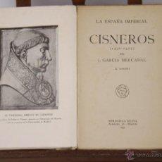 Libros de segunda mano: 6715 - LA ESPAÑA IMPERIAL. 4 EJEMP.(VER DESCRIP). VV. AA. BIBL. NUEVA. 1939-1941.. Lote 165464978