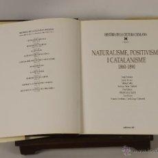 Libros de segunda mano: 6750 - HISTORIA DE LA CULTURA CATALANA. VV. AA. VOLUM 5 Y 6. EDIC. 62. 1994/95.. Lote 50131397