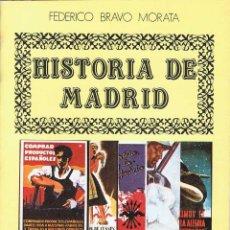 Libros de segunda mano: HISTORIA DE MADRID. VOL. 14. LA POSGUERRA II - FEDERICO BRAVO MORATA. Lote 54831642