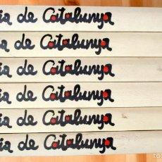 Libros de segunda mano: HISTÒRIA DE CATALUNYA - JOAN SALVAT - 6 VOLUMENES. Lote 55686977
