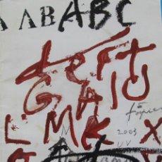 Libros de segunda mano: LIBRO CONMEMORATIVO 100 AÑOS PERIODICO DEL SIGLO ABC DESDE EL AÑO 1903 AL 2002 - CRONOLOGIA. Lote 56514667