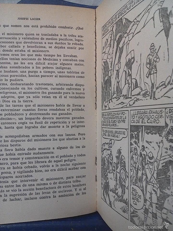 Libros de segunda mano: HISTORIA DE AFRICA - JOSEPH LACIER - COLECCION HISTORIAS SELECCION - BRUGUERA. 1968. PRIMERA EDICION - Foto 3 - 56692882