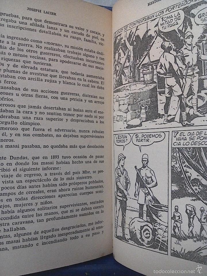 Libros de segunda mano: HISTORIA DE AFRICA - JOSEPH LACIER - COLECCION HISTORIAS SELECCION - BRUGUERA. 1968. PRIMERA EDICION - Foto 4 - 56692882