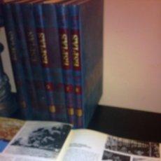 Libros de segunda mano: ENCICLOPEDIA COMPLETA ESPIAS HISTORIA DE LA GUERRA SECRETA 8 TOMOS COORDINA D. PASTOR PETIT MISTERIO. Lote 57089193