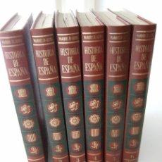 Libros de segunda mano: HISTORIA DE ESPAÑA.SALVAT EDITORES.MARQUES DE LOZOYA .6 TOMOS.. Lote 57114692