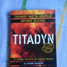 Libros de segunda mano: TITADYN. ANTONIO IGLESIAS. Lote 57268334