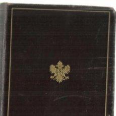 Libros de segunda mano: ARISTOCRACIA. DIPUTACIÓN Y CONSEJO DE LA GRANDEZA DE ESPAÑA. MADRID. 1956. Lote 57360086