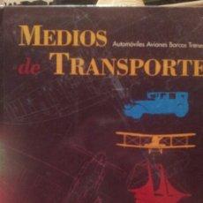 Libros de segunda mano: FERROCARRILES: MEDIOS DE TRANSPORTE. EDICIONES EL PAIS.. Lote 57440903