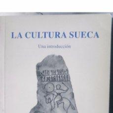 Libros de segunda mano: LA CULTURA SUECA UNA INTRODUCCION ----- REFM1E2. Lote 57580084