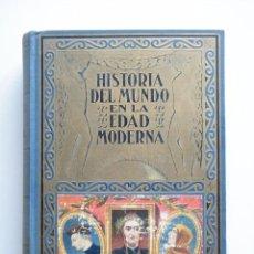 Libros de segunda mano: HISTORIA DEL MUNDO EN LA EDAD MODERNA (TOMO 1) - EDUARDO IBARRA Y RODRÍGUEZ - RAMÓN SOPENA (1955). Lote 57650147
