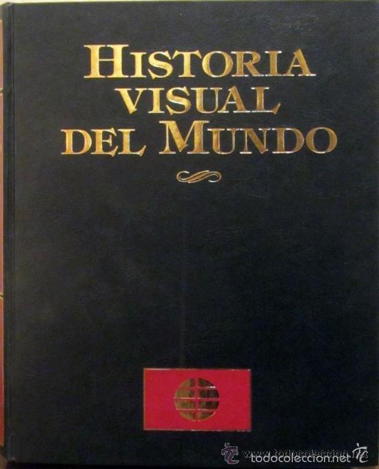 HISTORIA VISUAL DEL MUNDO,EL MUNDO (Libros de Segunda Mano - Historia Moderna)