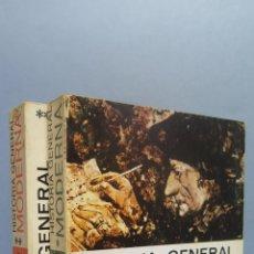 Libros de segunda mano: HISTORIA GENERAL MODERNA. JAIME VICENS VIVES. MONTANER Y SIMON. 2 TOMO. COMPLETA. Lote 57735057